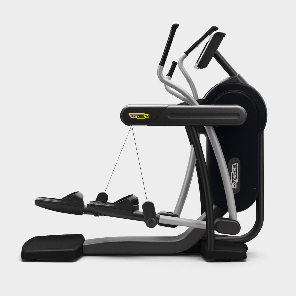 excite vario elliptical cross trainer technogym. Black Bedroom Furniture Sets. Home Design Ideas