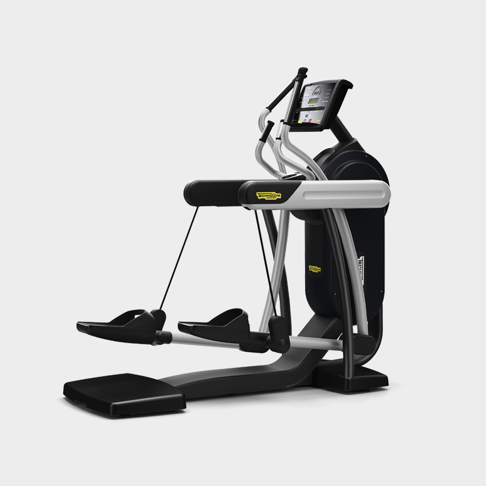 excite vario med rehab elliptical cross trainer technogym. Black Bedroom Furniture Sets. Home Design Ideas