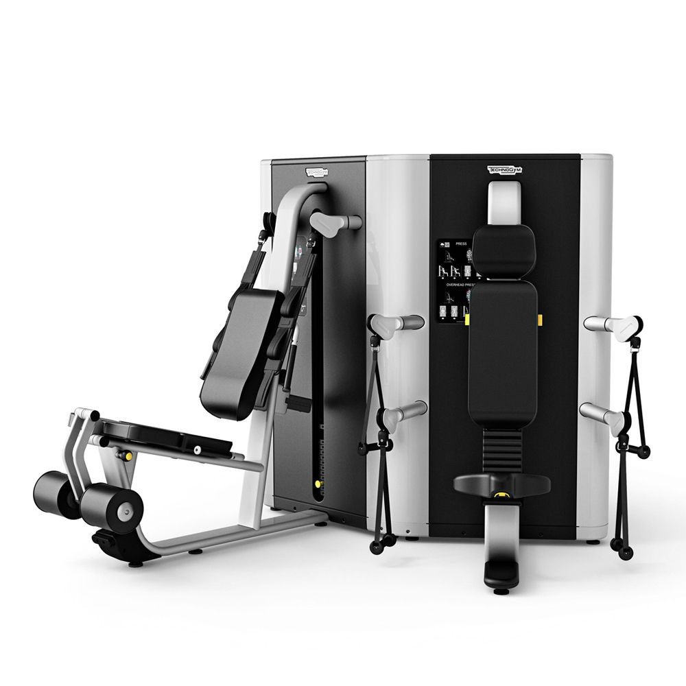 PLURIMA MULTISTATION - TWIN