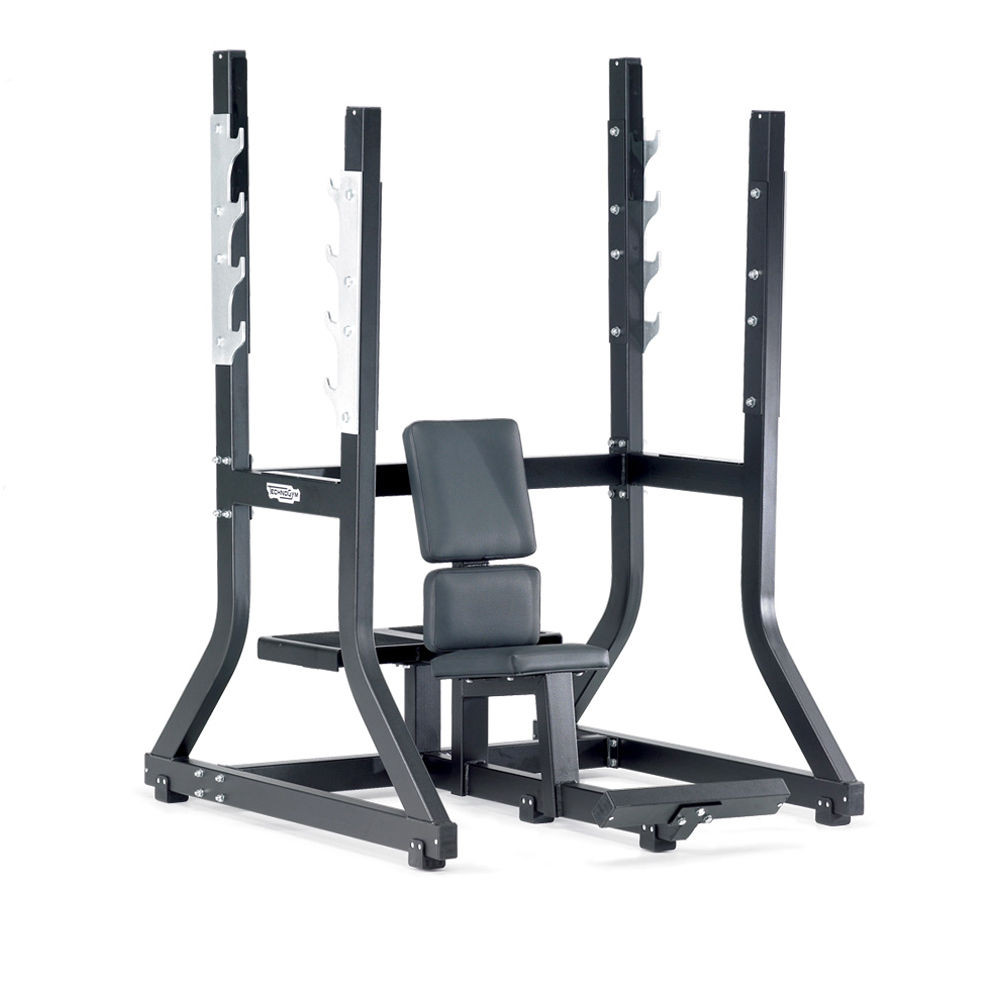 PURE STRENGTH - OLYMPIC MILITARY BENCH