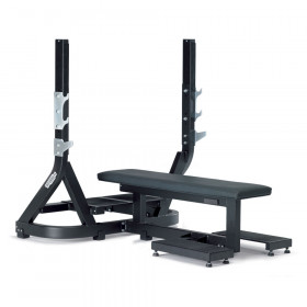 PURE STRENGTH - OLYMPIC FLAT BENCH