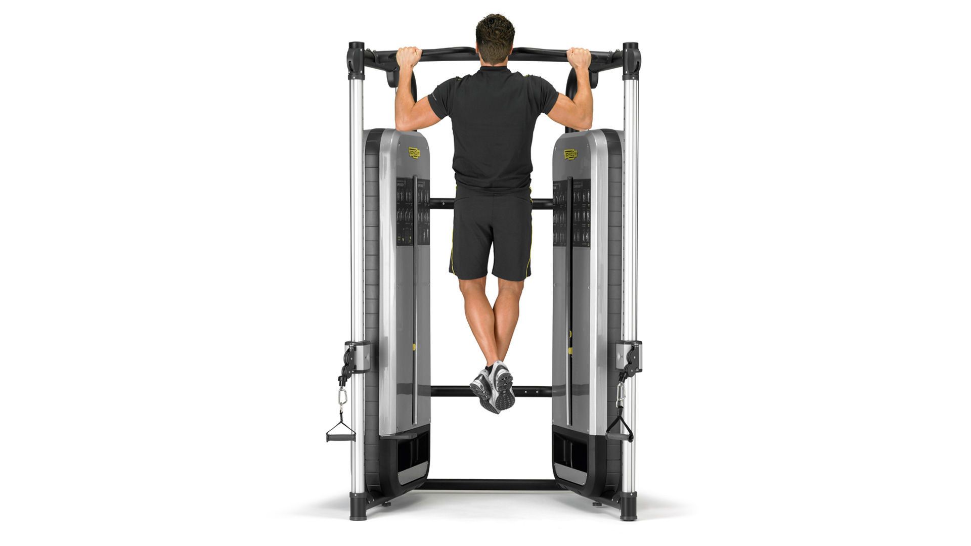 Element Dual Adjustable Cable Pulley Machine Technogym