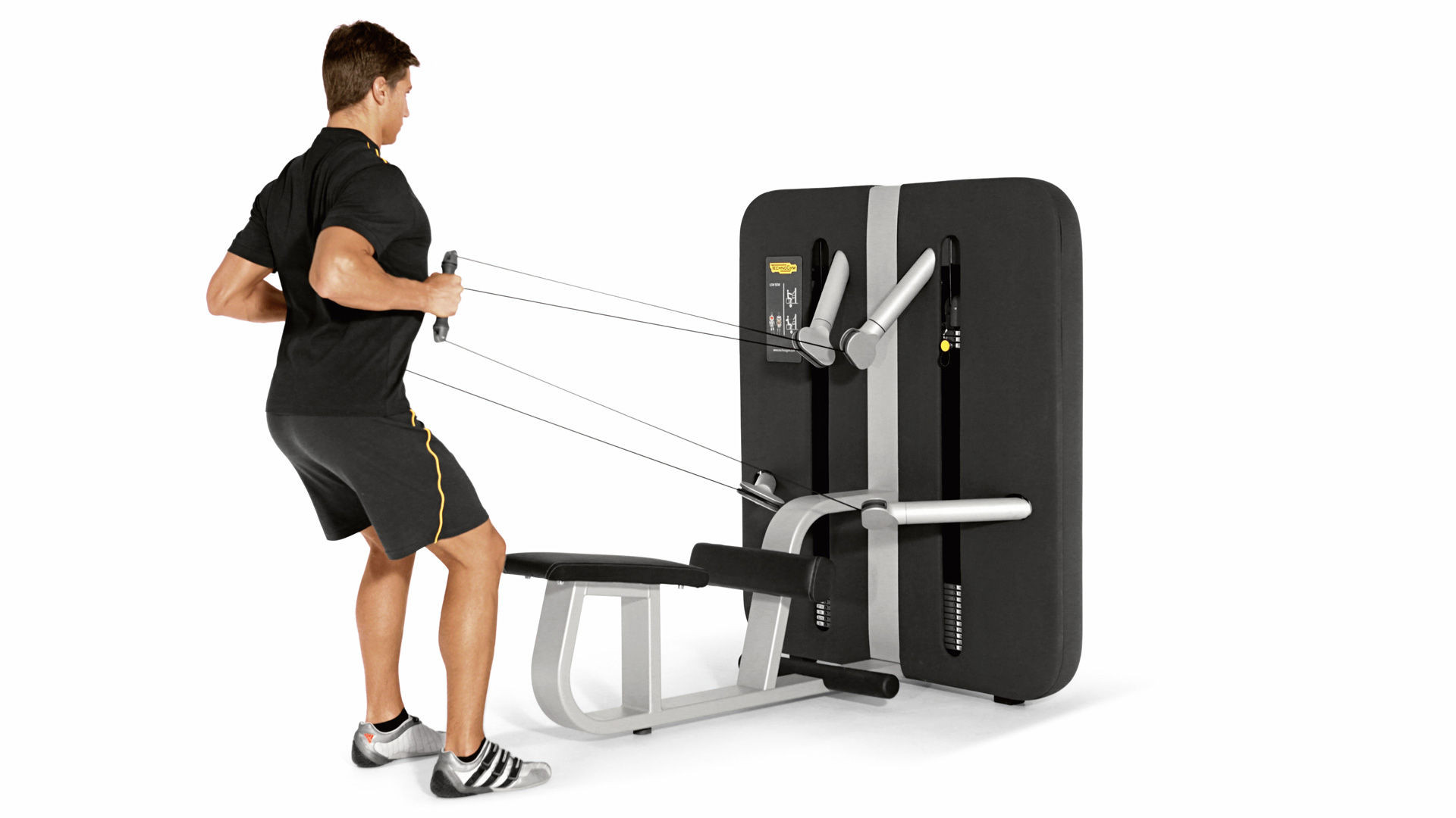 Kinesis Low Cable Pulley Machine Technogym