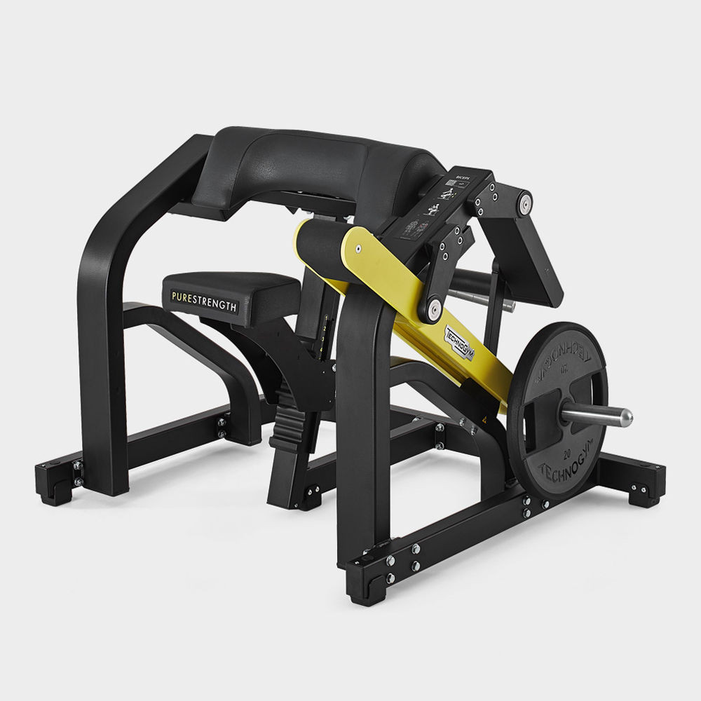 PURE – BICEPS Technogym