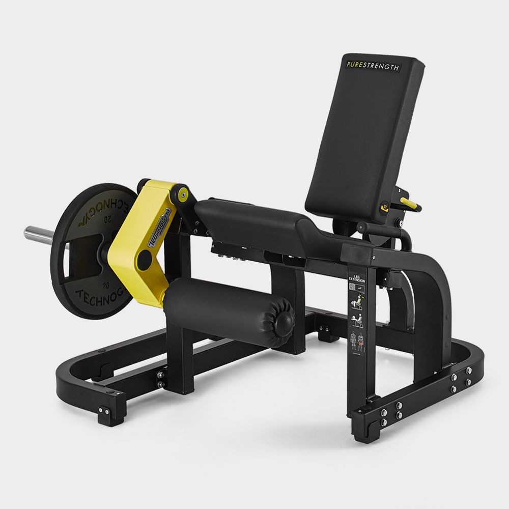 PURE – LEG EXTENSION Technogym