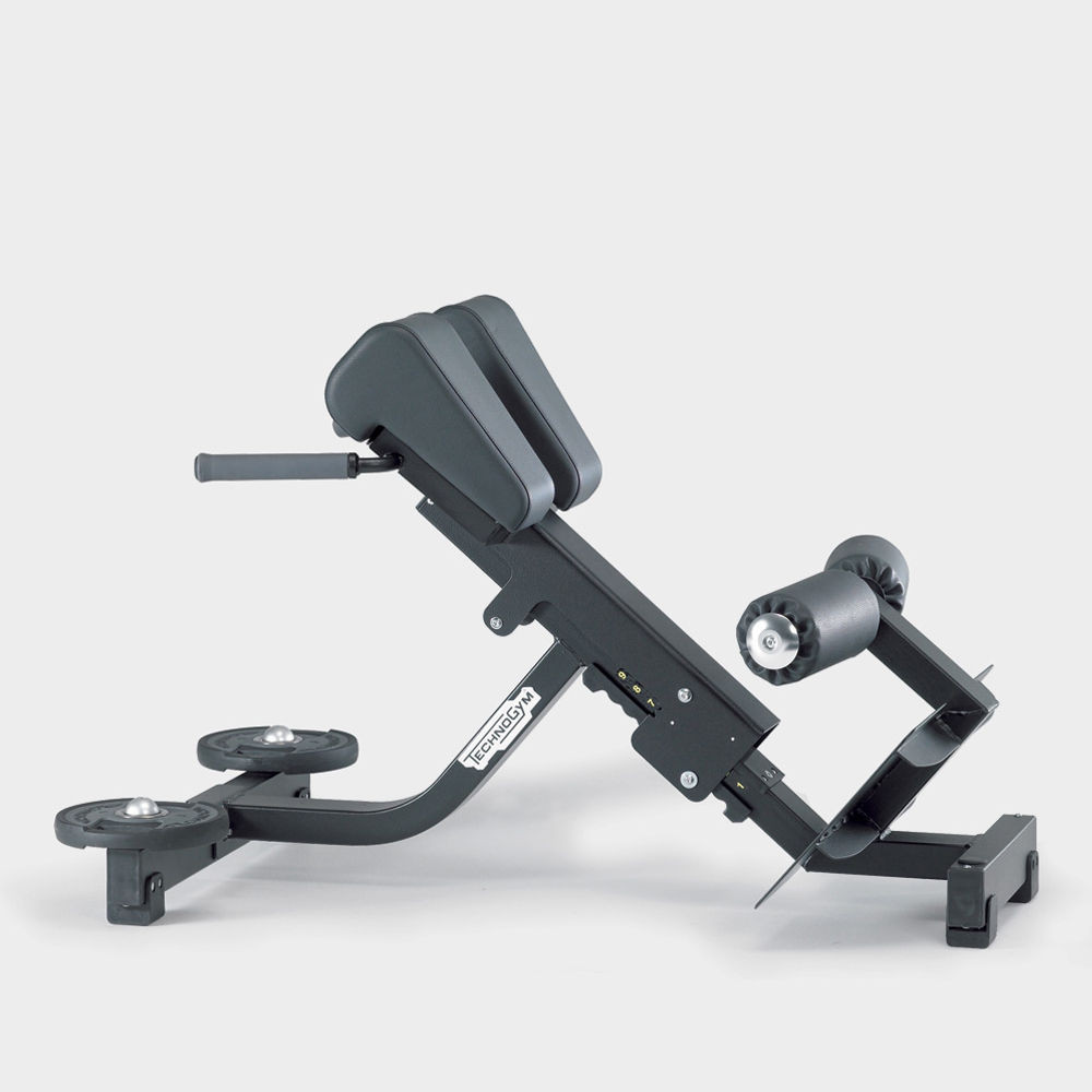 LOWER BACK BENCH - PG05 Technogym