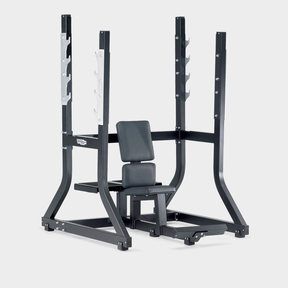 PURE - OLYMPIC MILITARY BENCH Technogym