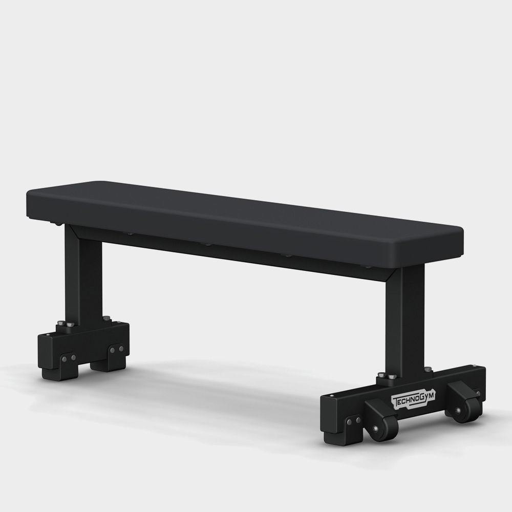 PURE - FLAT BENCH Technogym