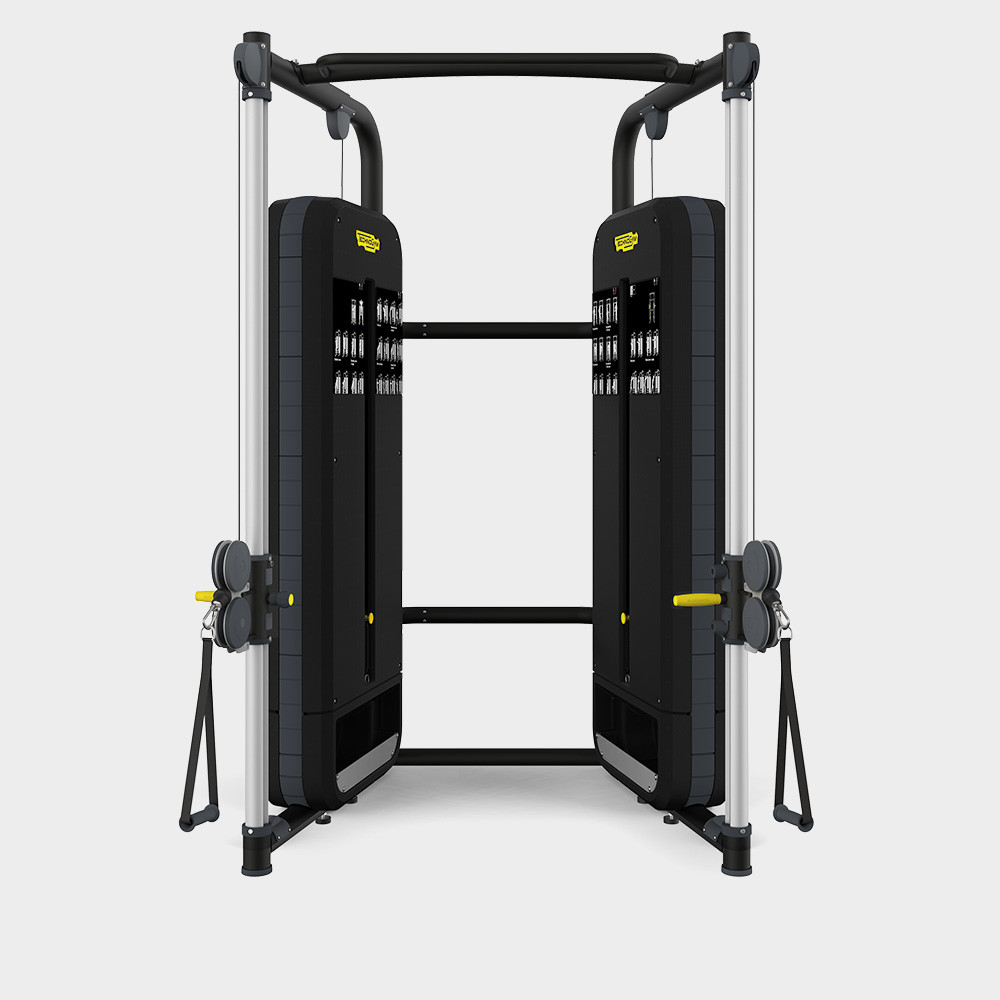 DUAL ADJUSTABLE PULLEY - FITNESS Technogym