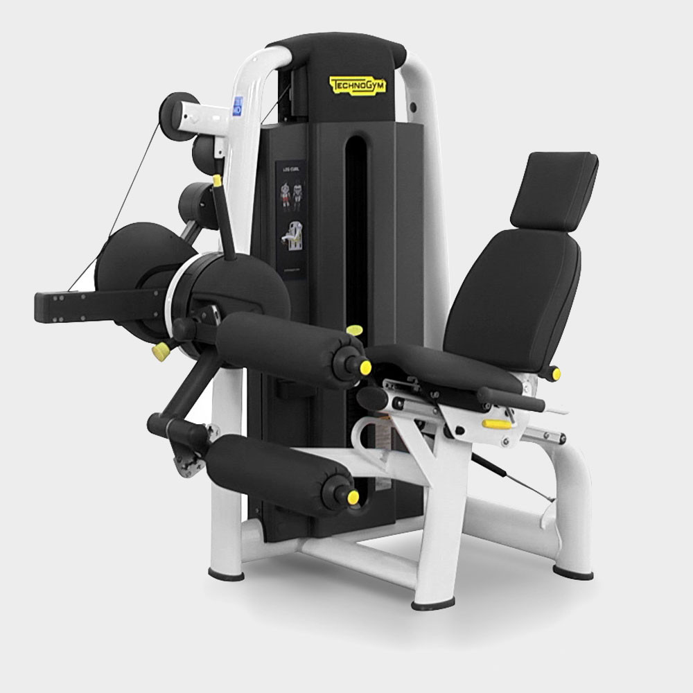 SELECTION - LEG CURL MED Technogym