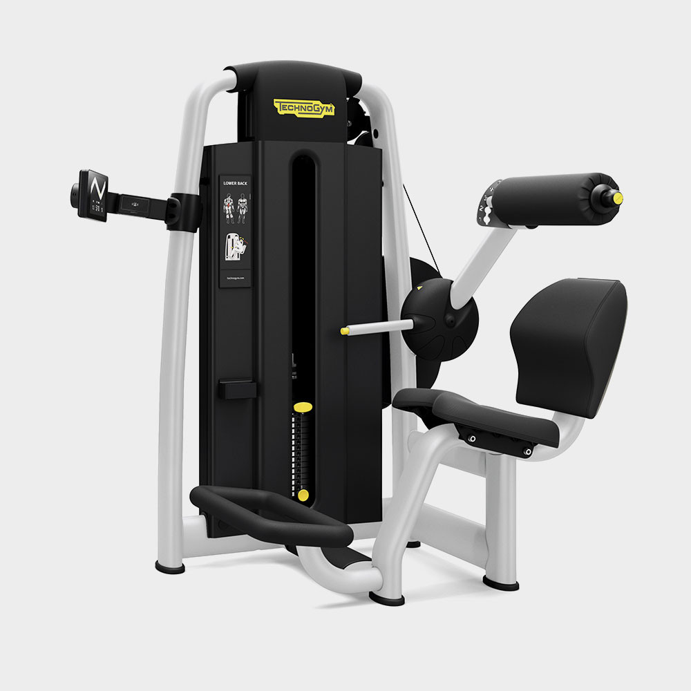 SELECTION - LOWER BACK MED Technogym