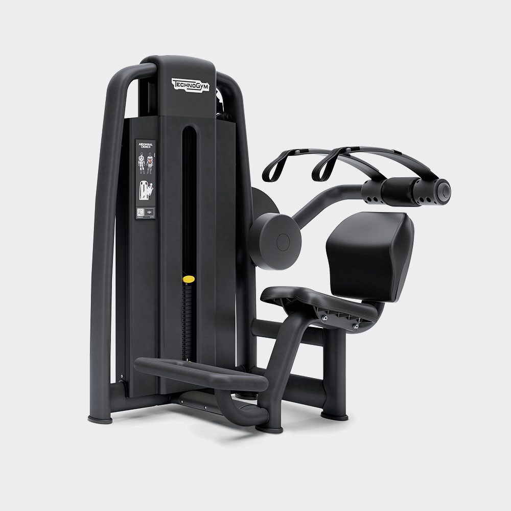 Selection 700 - Abdominal Crunch Technogym