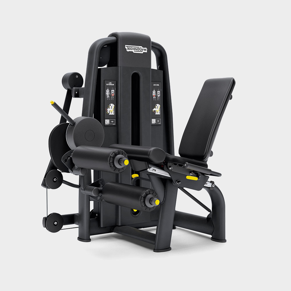 Selection 700 - Dual Leg Curl / Extension Technogym