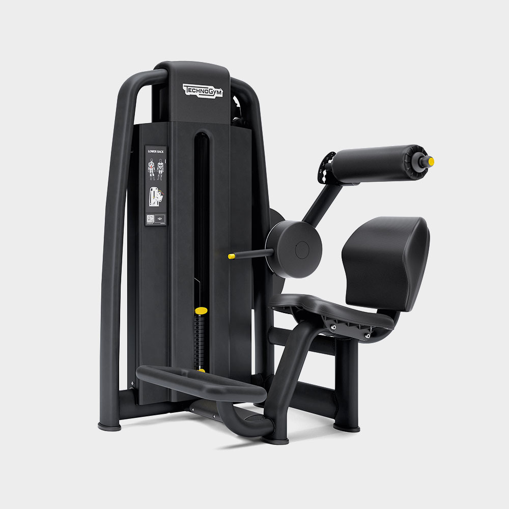 Selection 700 - Lower Back Technogym