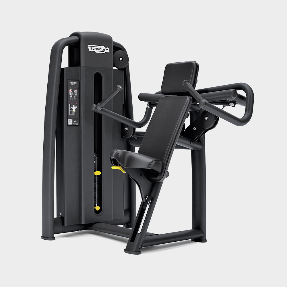 Selection 700 - Shoulder Press Technogym