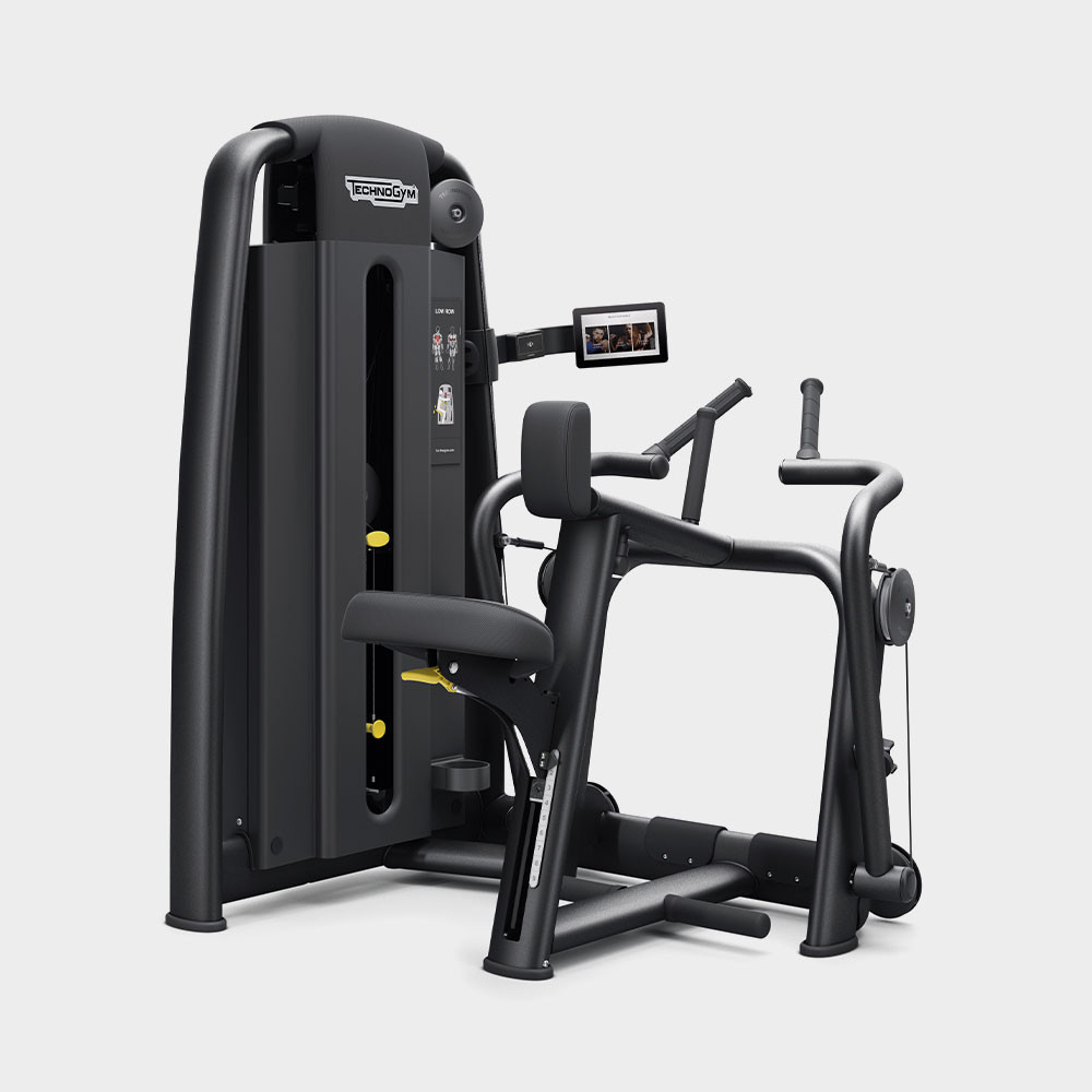 SELECTION 900 - Low Row Technogym