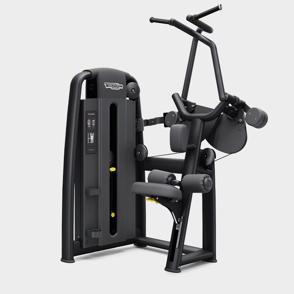Selection 900 - Pulldown Technogym