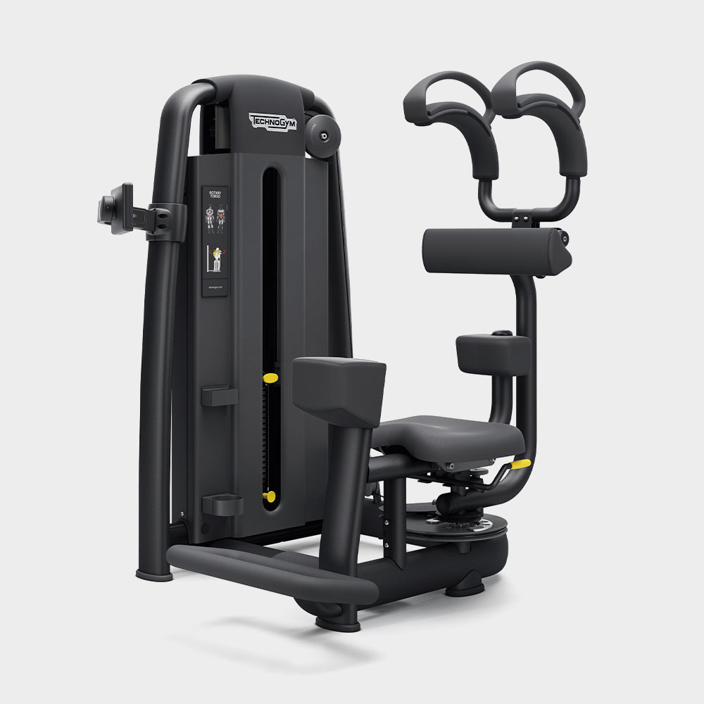 Selection 900 - Rotary Torso Technogym