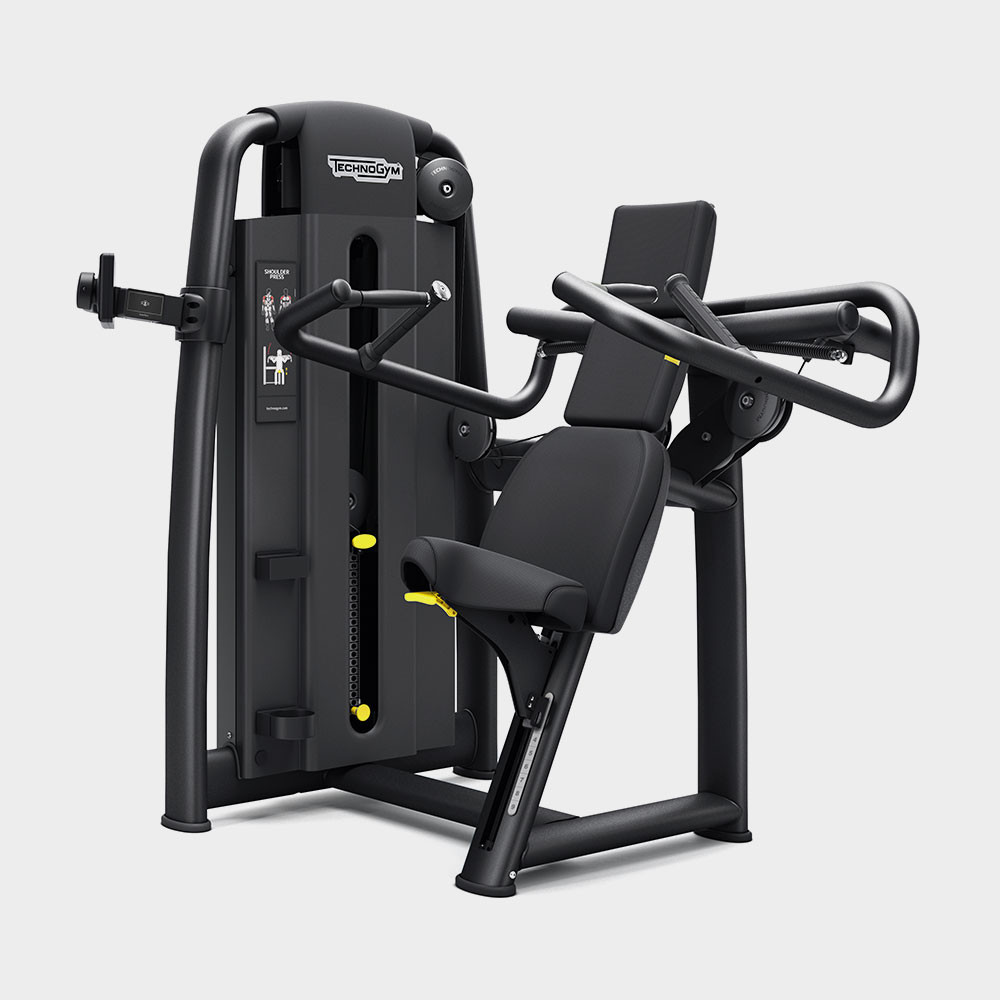 Selection 900 - Shoulder Press Technogym