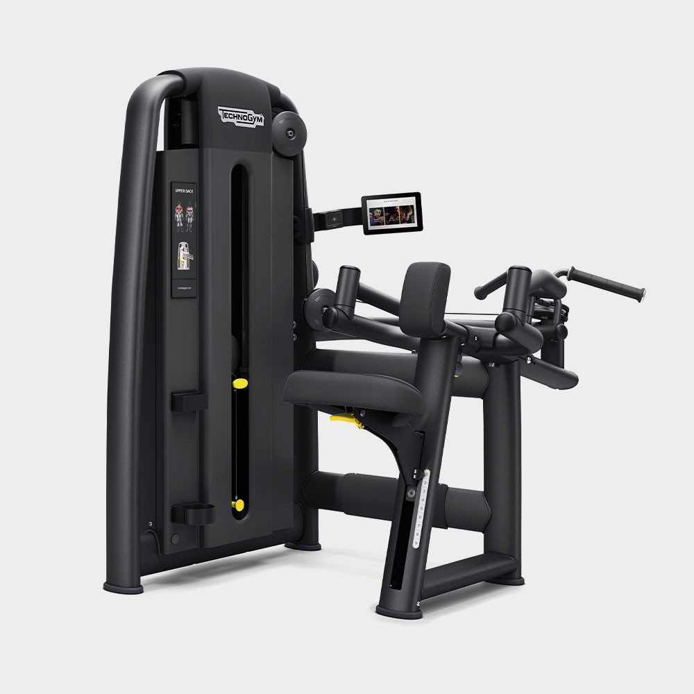 Selection 900 - Upper Back Technogym