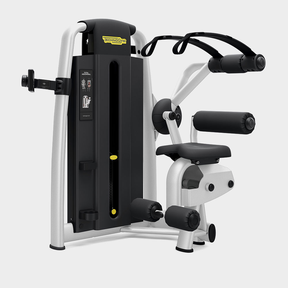 SELECTION – TOTAL ABDOMINAL MED  Technogym