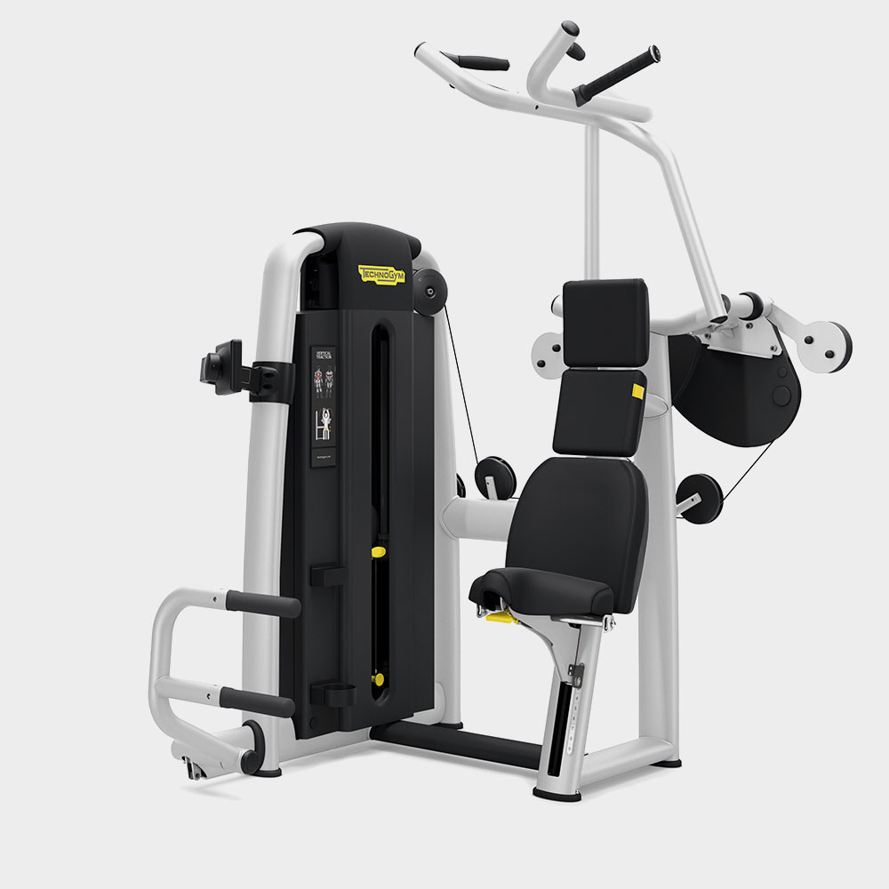 SELECTION - VERTICAL TRACTION MED Technogym