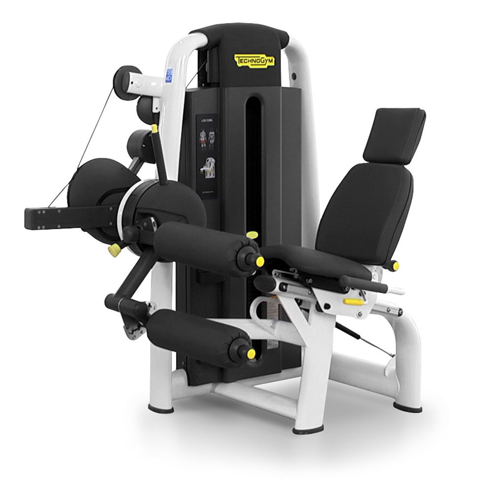 Selection MED Seated Leg Curl Machine
