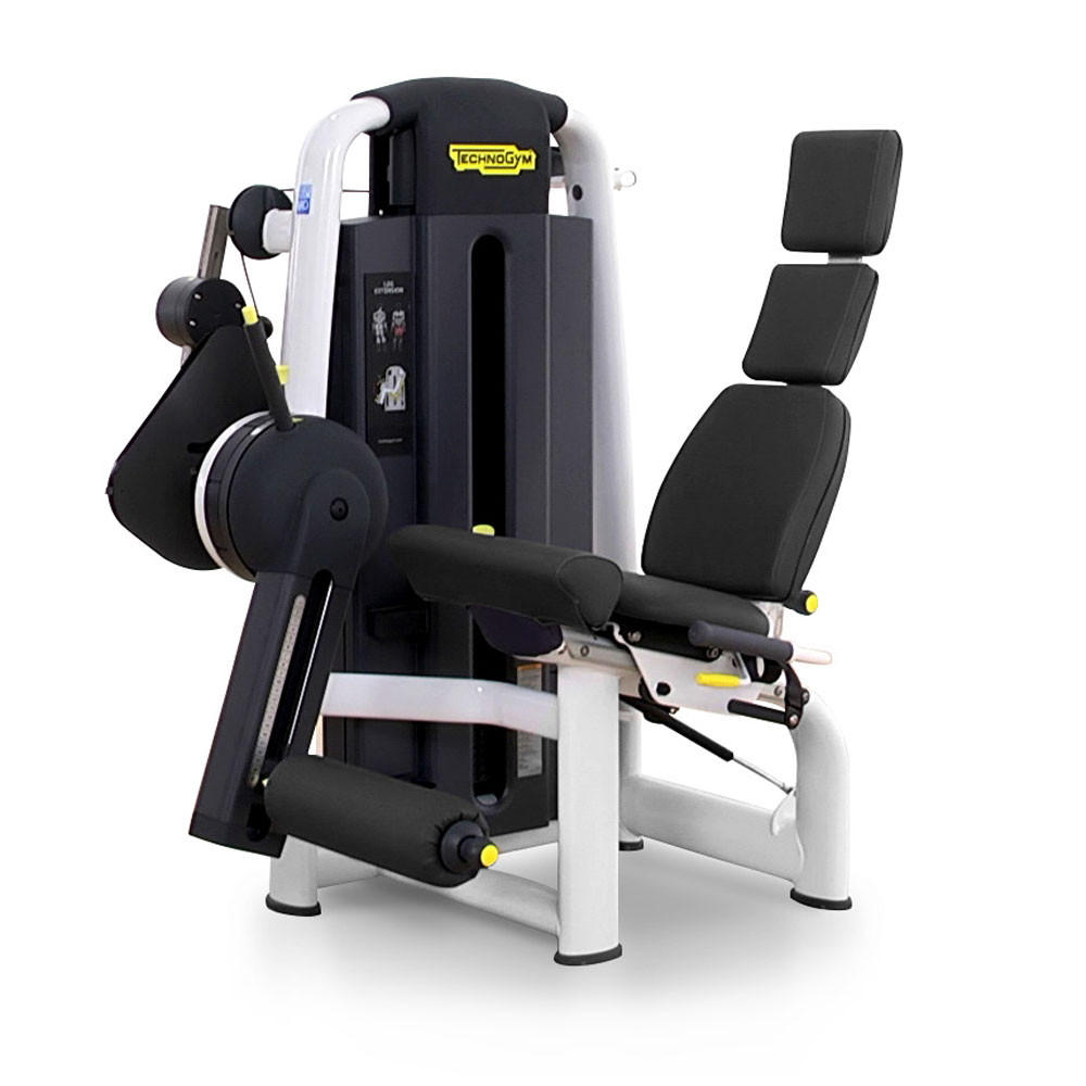 Selection Seated Leg Extension MED Machine
