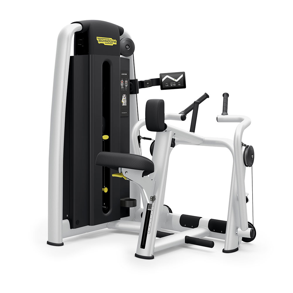 Selection MED Low Row Rehab Machine
