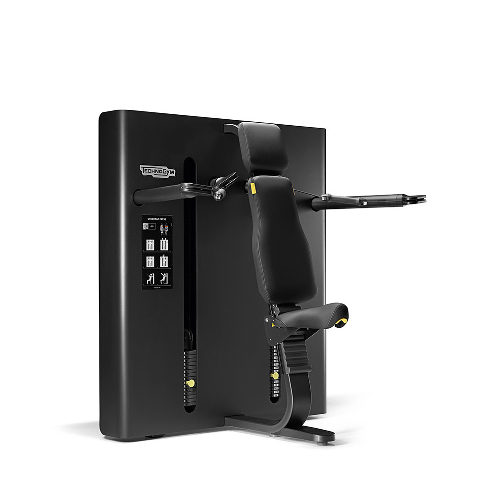 Kinesis® - OVERHEAD PRESS STATION