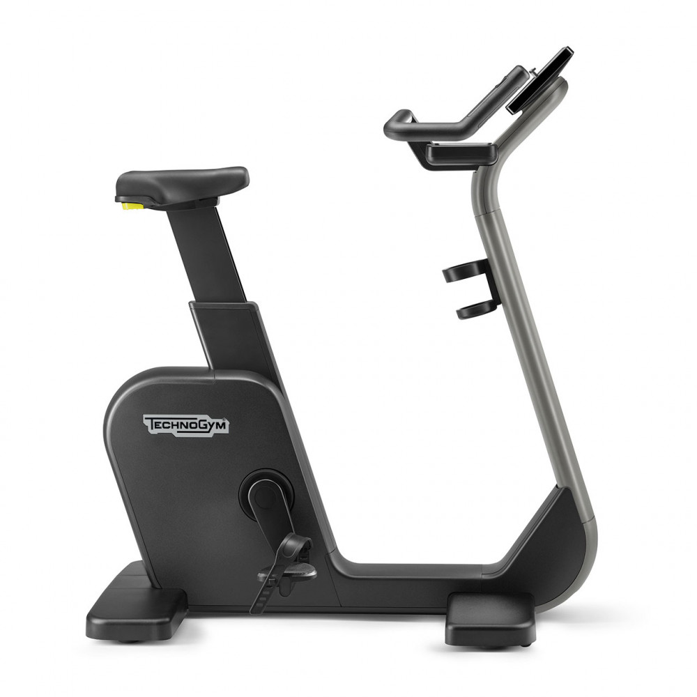 Technogym Cycle: compact Exercise Bike with screen