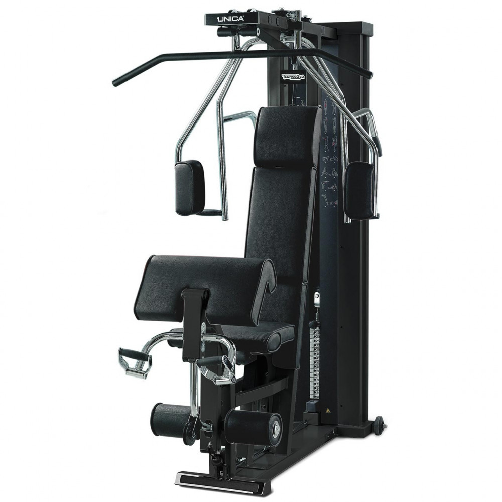 Unica: the home gym multi station