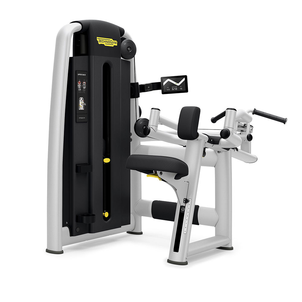 Selection MED Seated Upper Back Machine