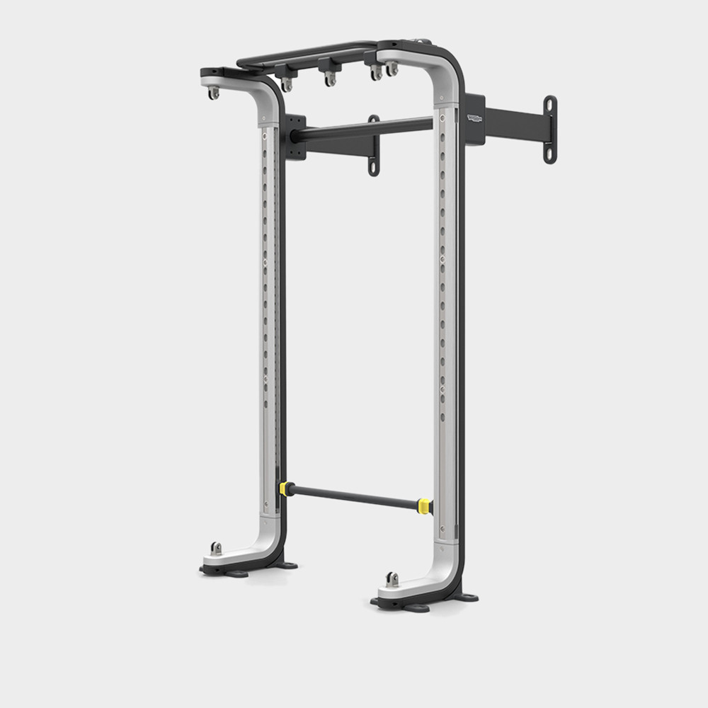 Omnia Straight Pull Up Bar Fitness Rack