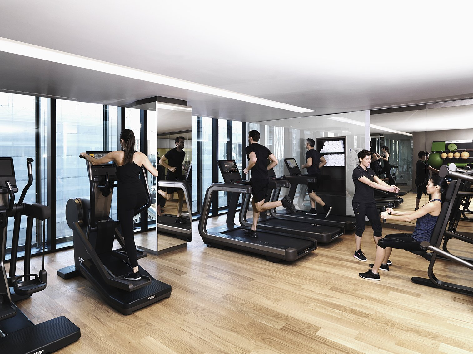 bespoke gyms for hotels cruise liners. Black Bedroom Furniture Sets. Home Design Ideas