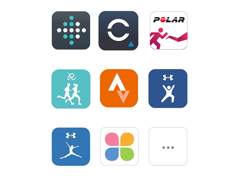 Integration with lifestyle apps