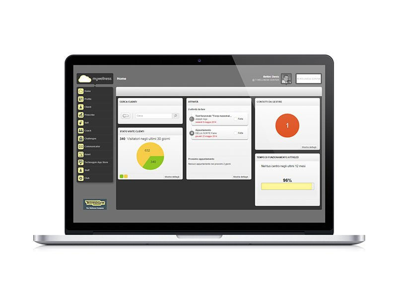 Monitor and manage your facility