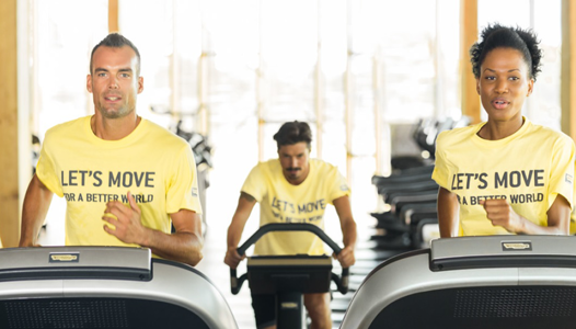 Let's Move for a Better World: donate your exercise to fight childhood obesity