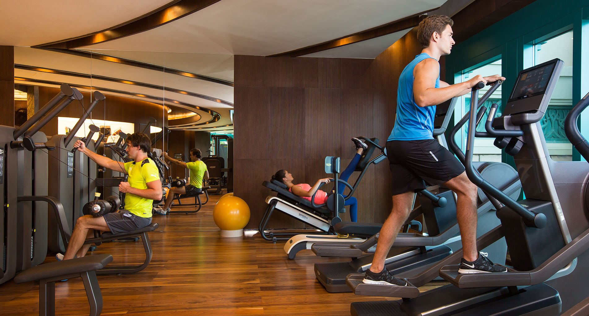 ShuiQi Fitness Centre presso Atlantis, The Palm Hotel & Resort – Dubai
