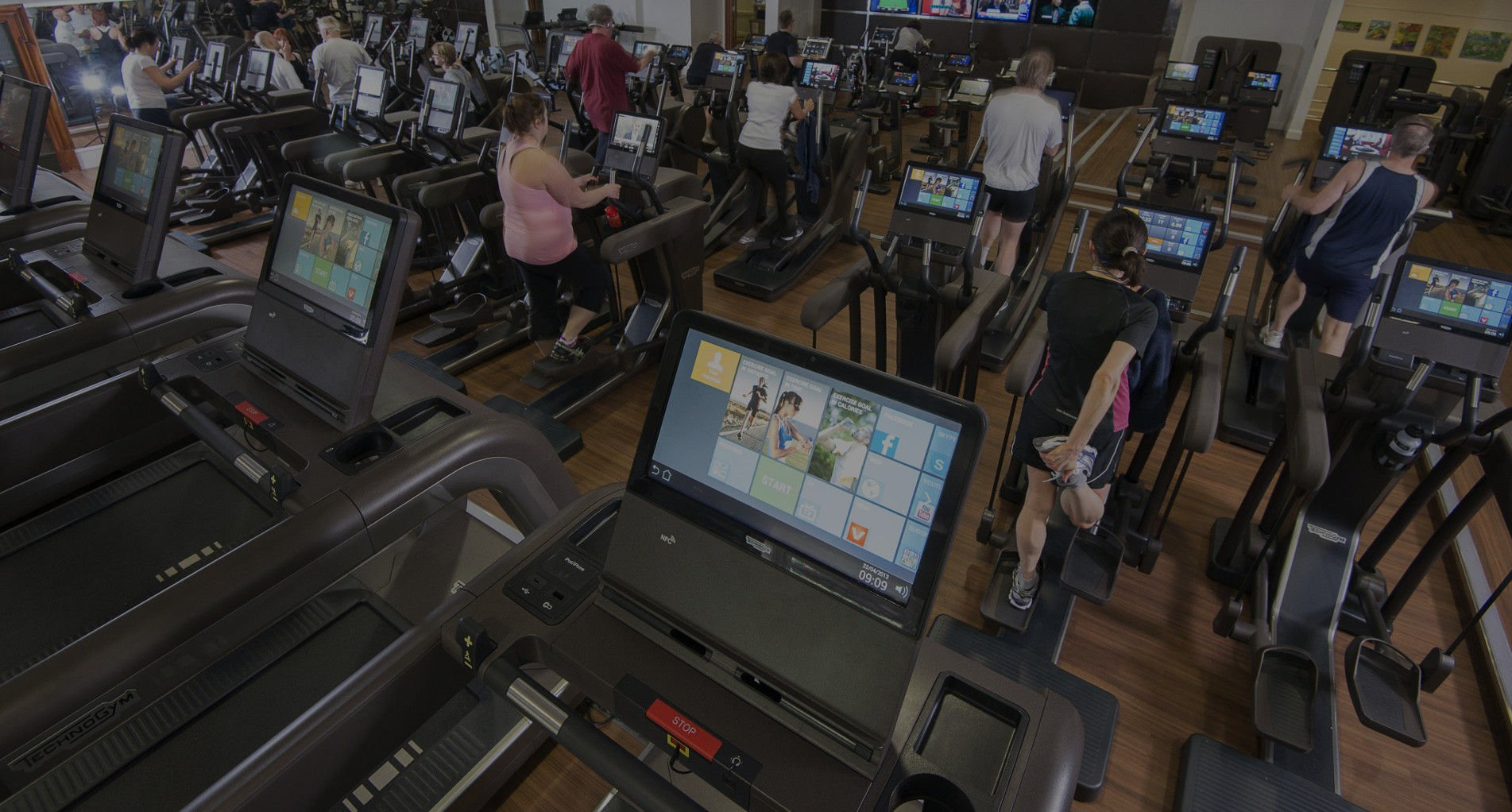 The Hogarth Health Club – premier fitness club