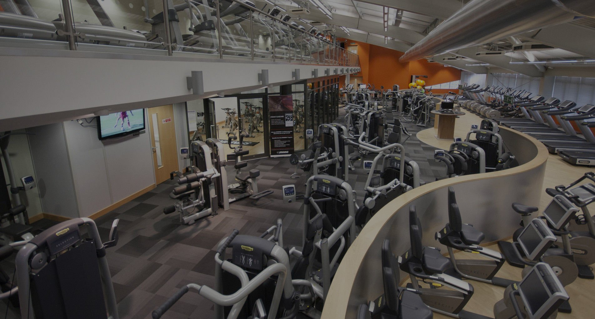Harlow Leisurezone – a state-of-the-art gym, pool, and sports arena