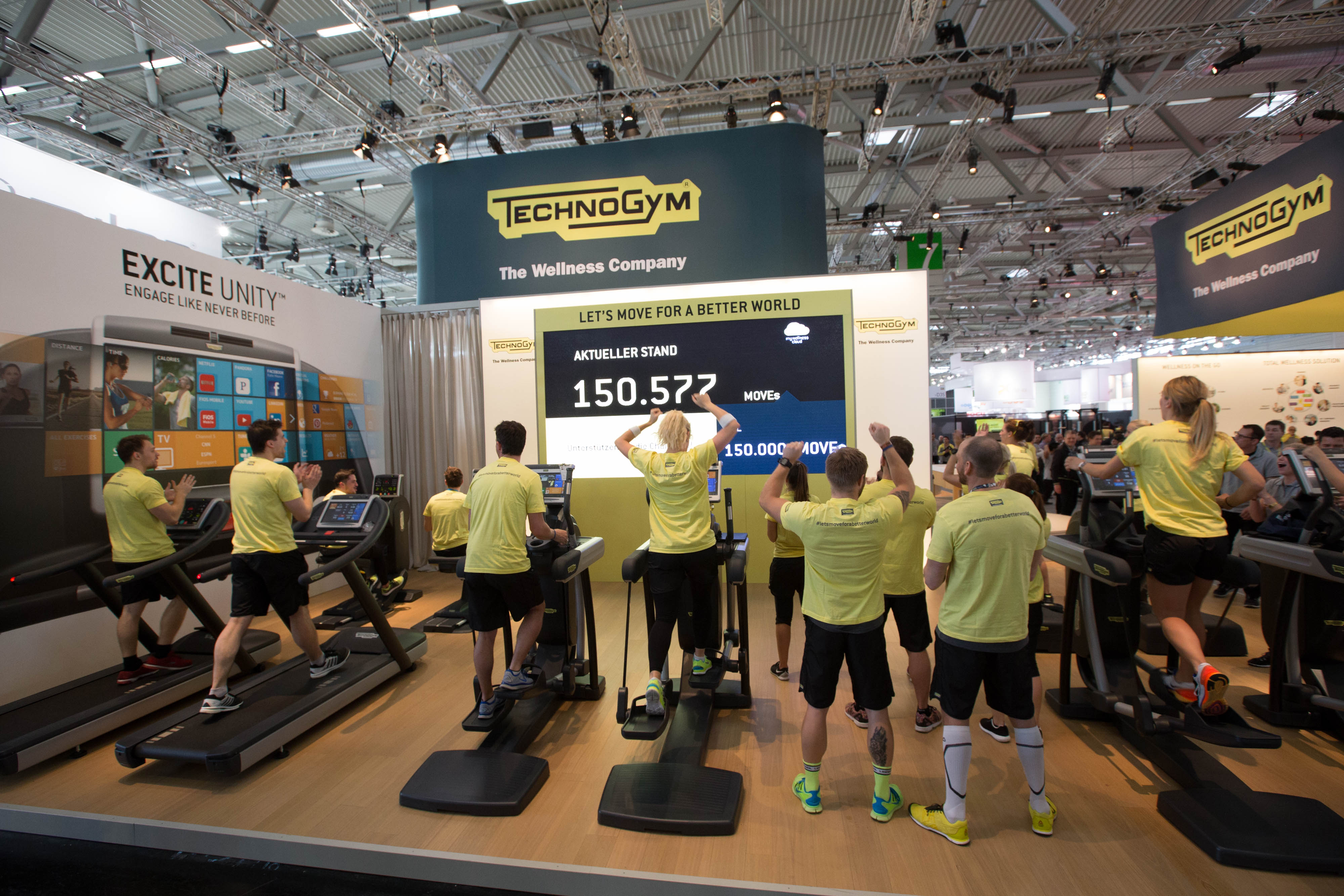 Technogym helps Operators Engage and Retain Members whilst Impacting Social Causes