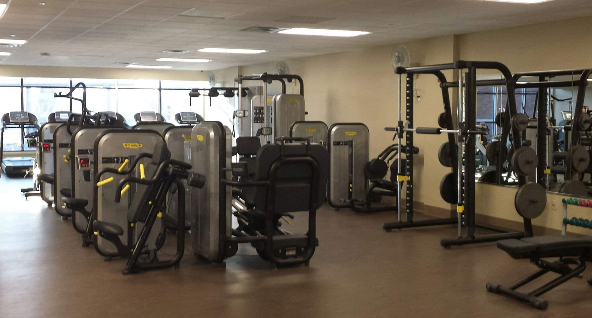 Watertown Regional Medical Center – medical fitness facility
