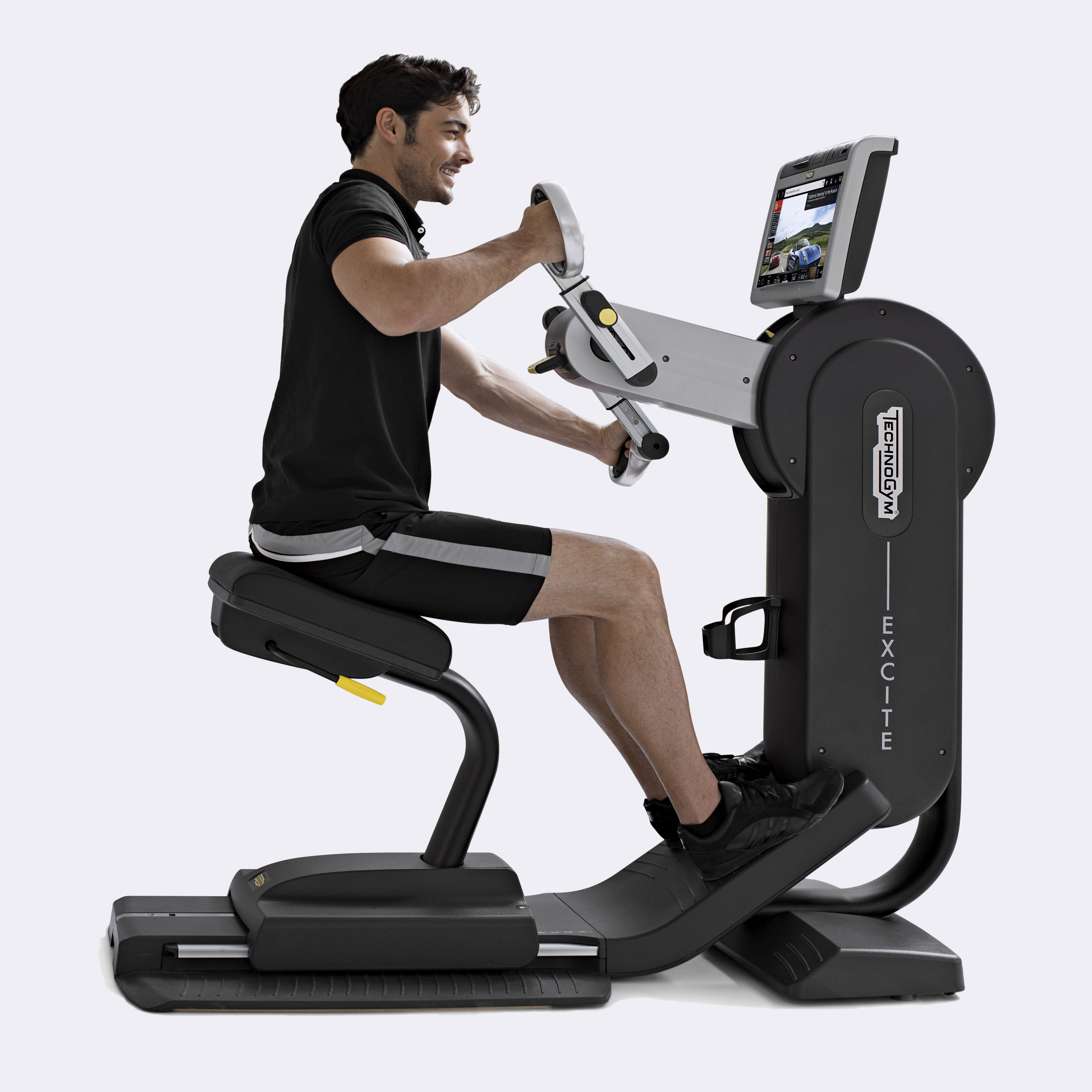 excite torso upper body rotation machine technogym. Black Bedroom Furniture Sets. Home Design Ideas