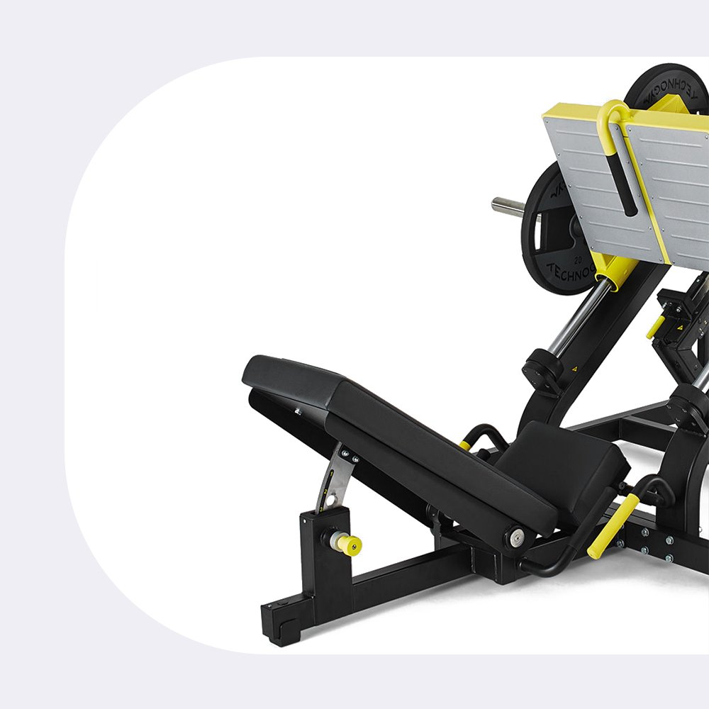 PURE STRENGTH – LINEAR LEG PRESS  - MG7500 - Main feature 2