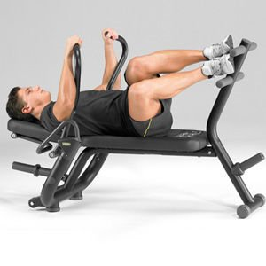 ELEMENT+ - AB CRUNCH BENCH - PA10 - Secondary feature 1