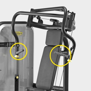 ELEMENT+ - CHEST PRESS - MB20 - Secondary feature 3