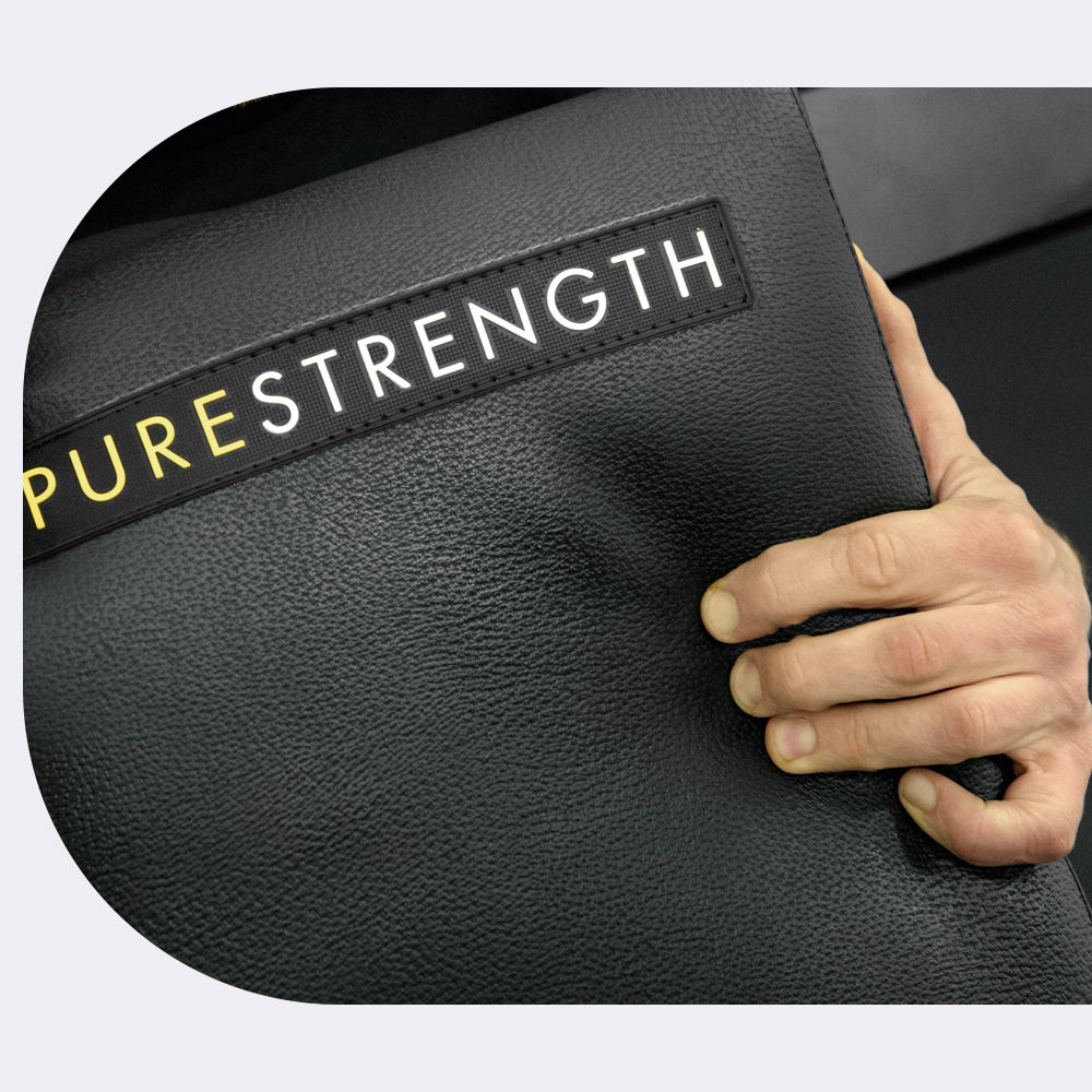 PURE STRENGTH - SHOULDER PRESS - MG3500 - Main feature 1