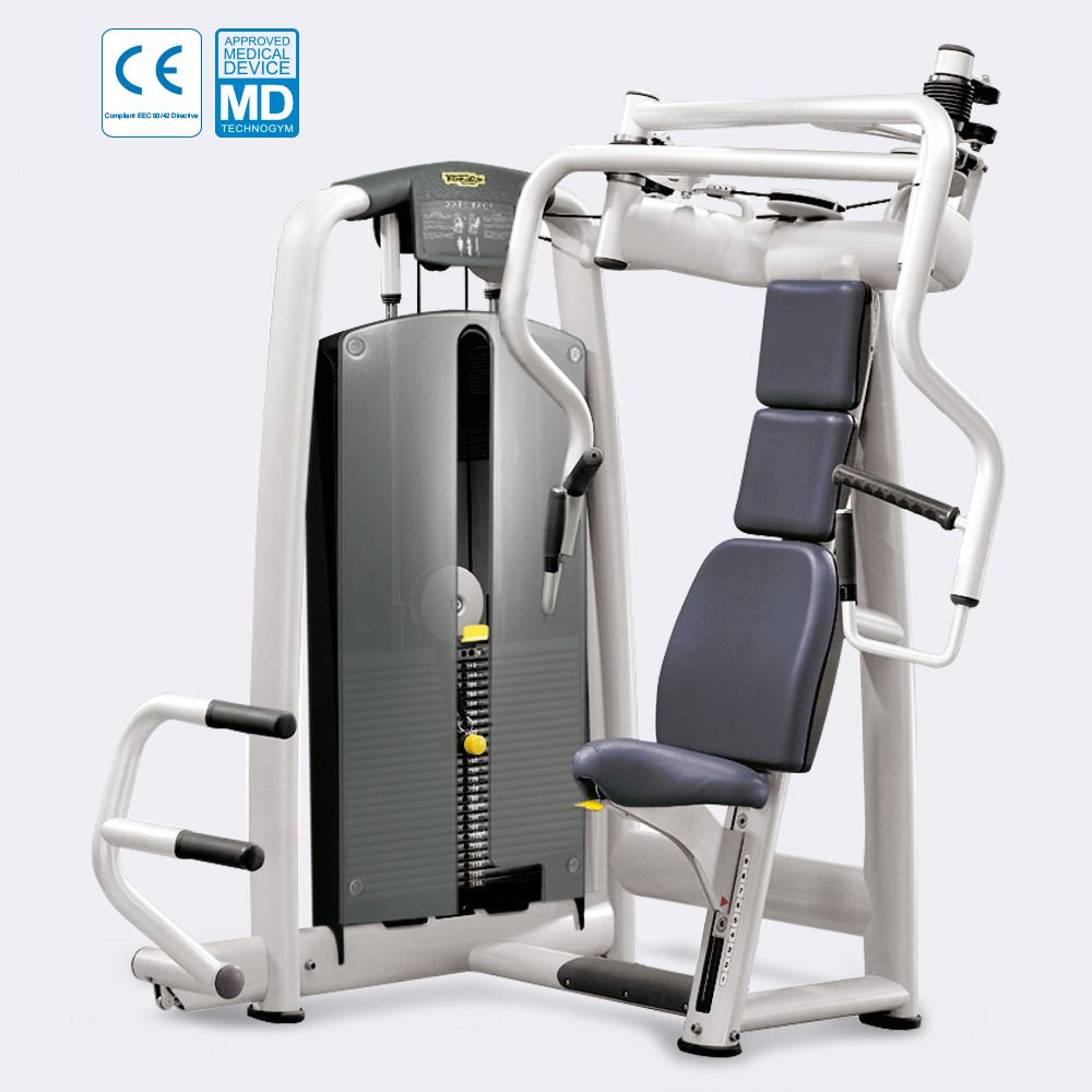SELECTION - CHEST PRESS MED - C970 - Main feature 3 - us