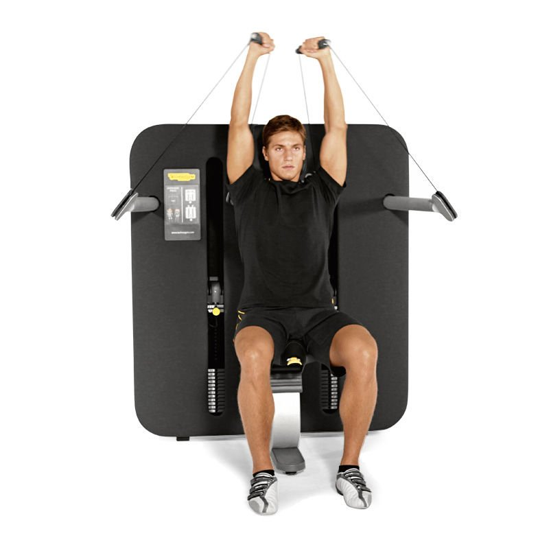 KINESIS® - OVERHEAD PRESS - MH15E - Business - fr